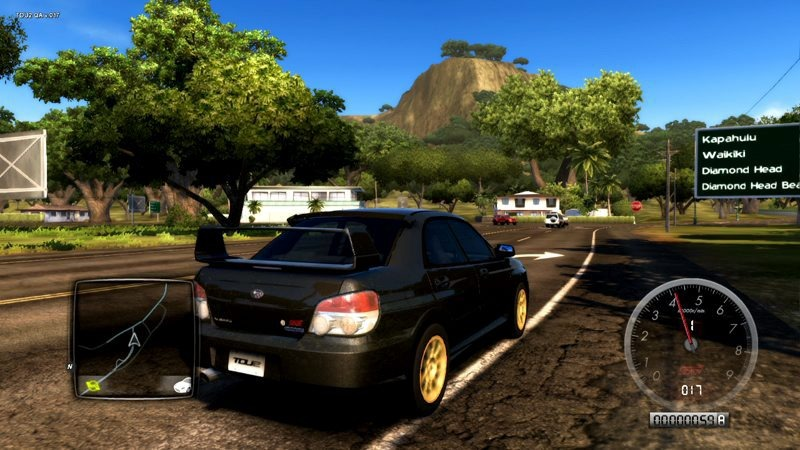 Test drive unlimited 2 - скриншоты