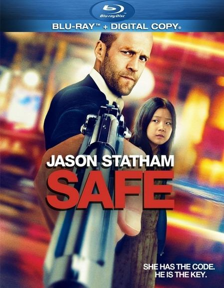 Safe (2012) BluRay 720p BRRip 700MB
