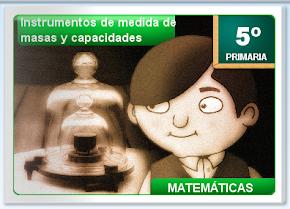 INSTRUMENTOS DE MEDIDA DE MASAS Y CAPACIDADES