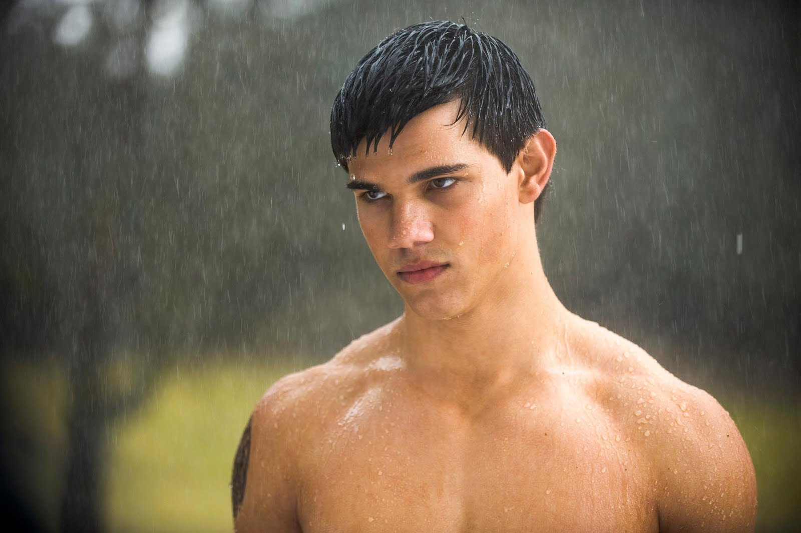 What We Talk About Whe... Taylor Lautner Workout