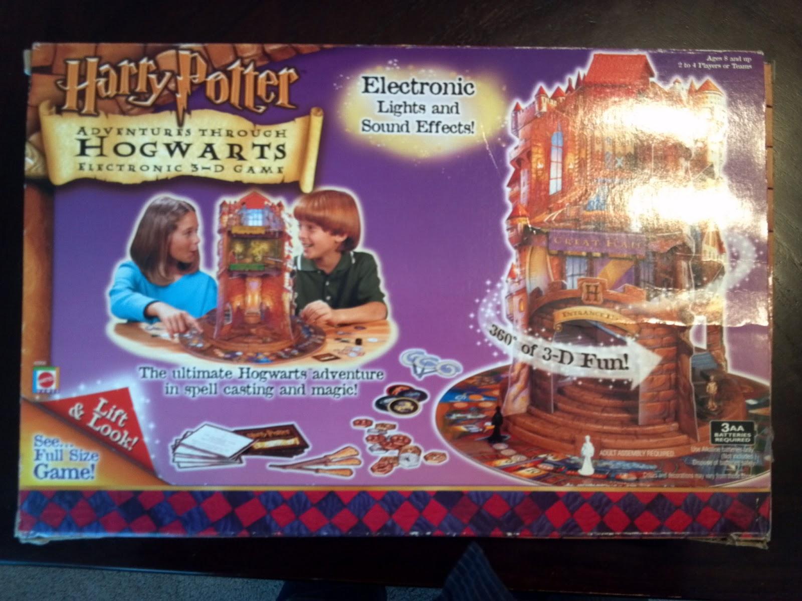 harry potter games