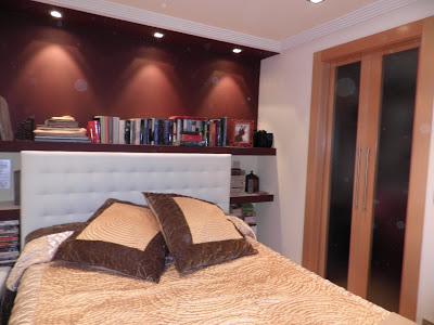 cabecero con pladur www.lolatorgadecoracion.es