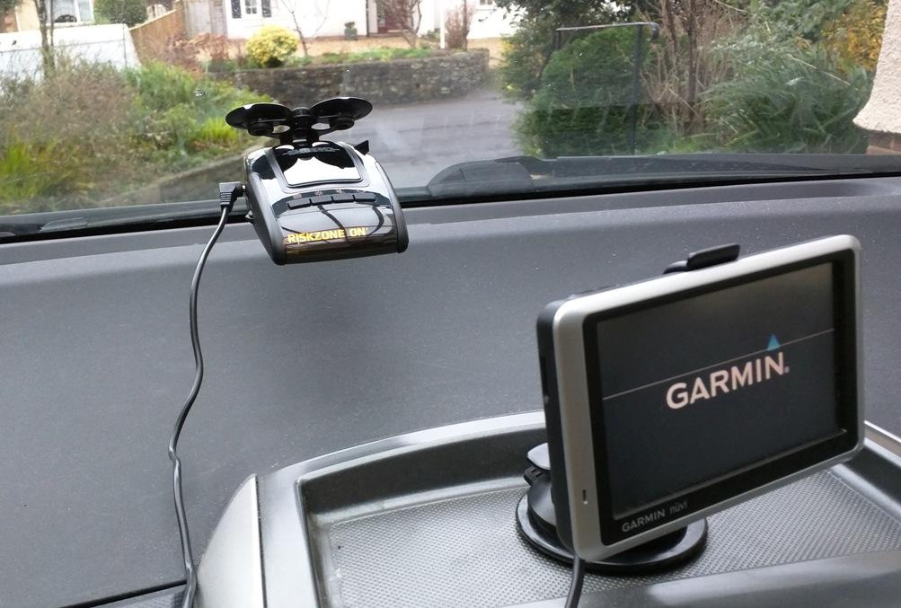 Aguri Skyway GPS//radar//laser Speed Trap Detector.
