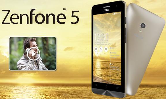 Harga Asus Zenfone 5 Terbaru dan Spesifikasi Lengkap