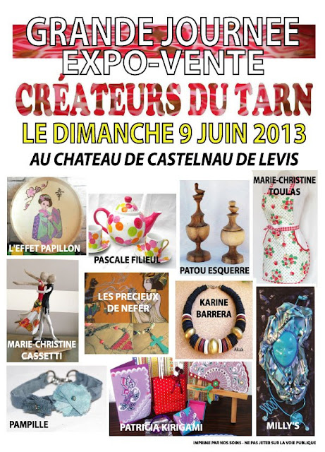 affiche expo tarn
