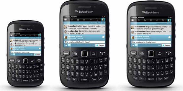 BlackBerry Curve 9220 (Davis)