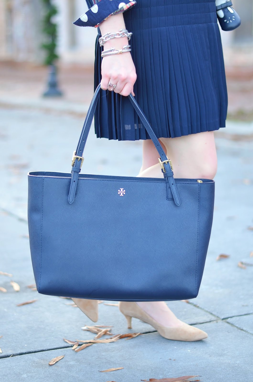 Tory Burch York Tote
