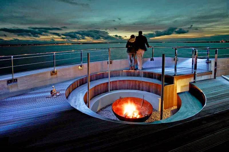 Spitbank Fort Luxury Hotel | Victorian Sea Fort
