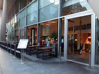 Wagamama, Japanese cuisine, noodle bar