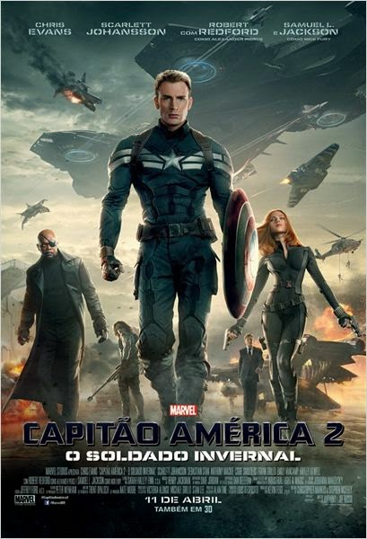 Capitão América 2: O Soldado Invernal Torrent Dublado Bluray 720p | 1080p