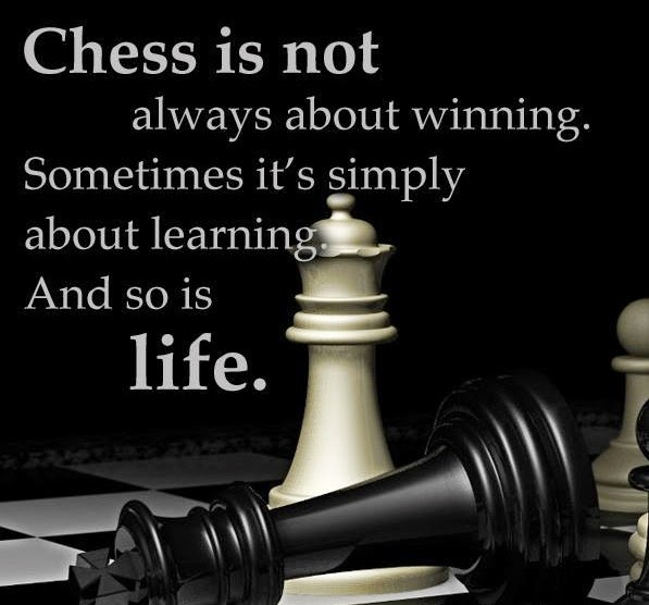 CHESS AND LIFE