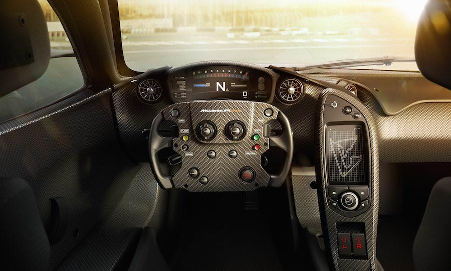 マクラーレンがサーキット仕様車「P1 GTR」の新しい画像を公開