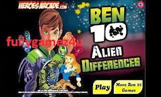 Download Ben 10 Games 100% Working