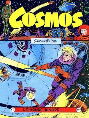 Cosmos - 01 à 62 Série 1 - Artima (Série finie)