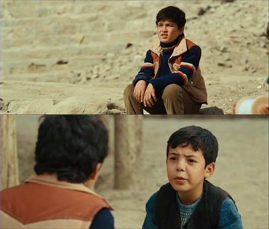 Rahim Khan The Kite Runner
