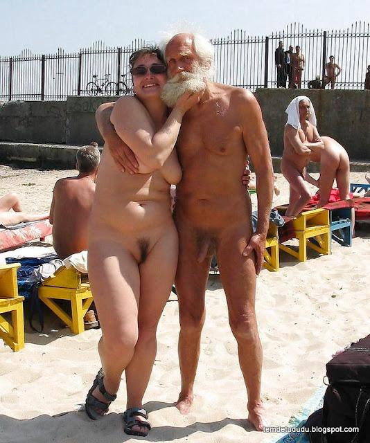 фото нудисты старики