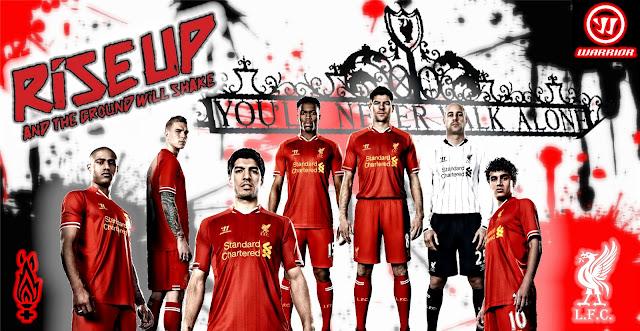 Jadwal Liverpool 2013/2014 Lengkap