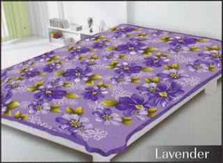 Selimut Belladona Lavender
