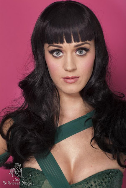 Katy Perry Glamour Wallpaper 2011