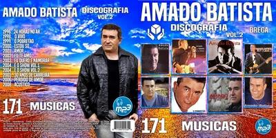 Discografia Amado Batista Vol.2 2016