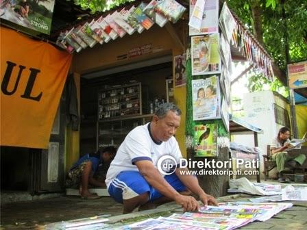 Minat Beli Koran Cetak Kalah Media Online