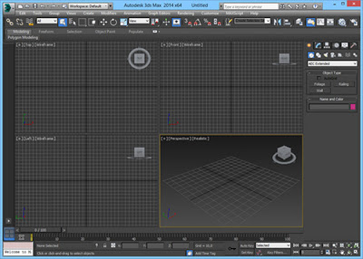 Autodesk 3DS Max 2014 Full