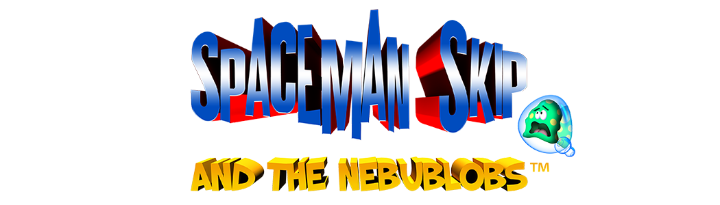 Spaceman Skip and the Nebublobs