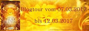 Blogtour - Tanz der Feuerblüten (07.03. - 12.03.2017)