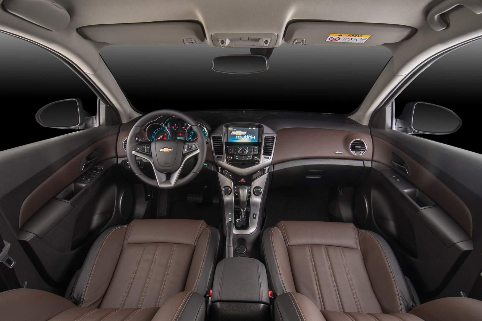 Novo Chevrolet Cruze Sedan 2015 Pre Os E Detalhes Car Blog Br