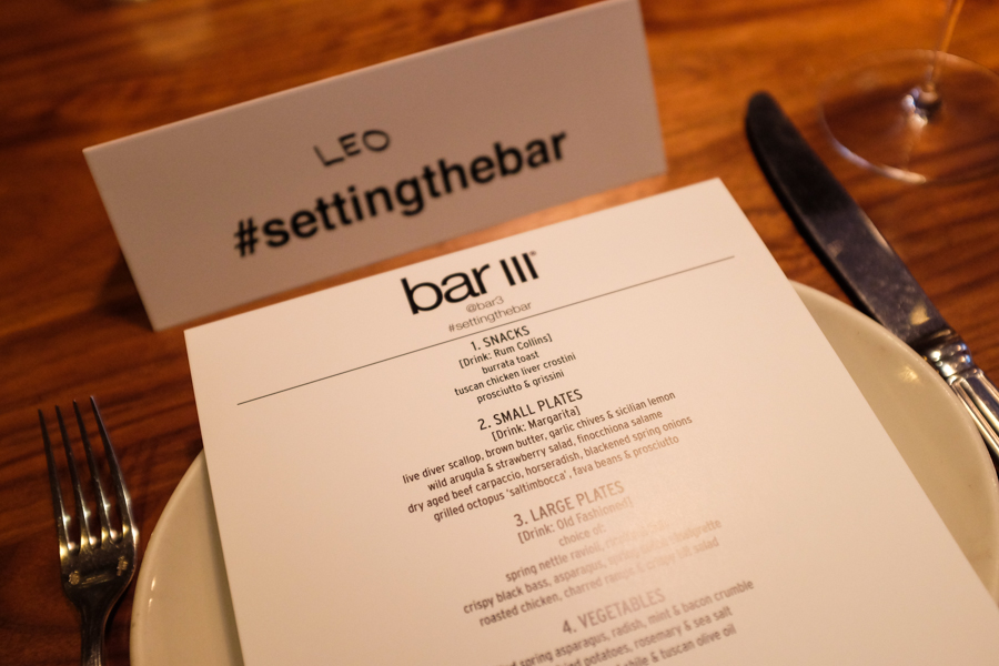 Levitate Style | Bar III #settingthebar His & Her Date Night