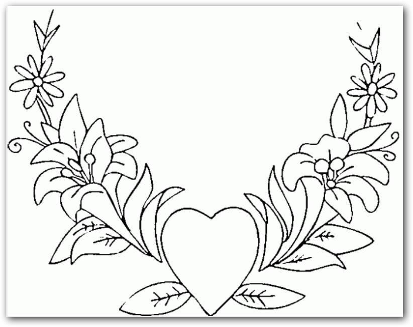 imagenes y fotos de amistad dibujos de amor para colorear