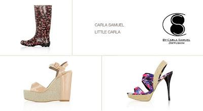 Carla Samuel, calzado en oferta