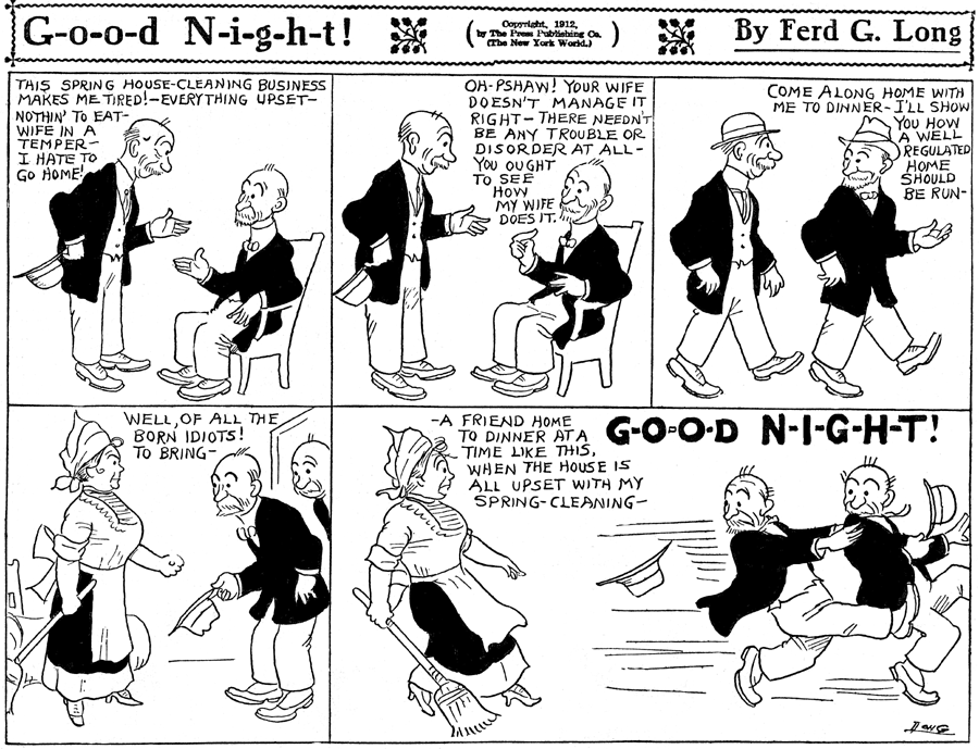 stripper s guide test site your daily dose of newspaper ics WW2 Newspaper i consider ferd g long one of the newspaper cartooning undiscovered gems of the 1900s and 1910s his cartoons were a constant feature of the new york