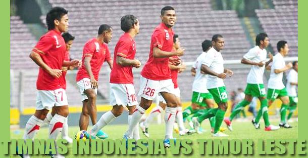 Prediksi Skor Indonesia vs Timor Leste 14 november 2012