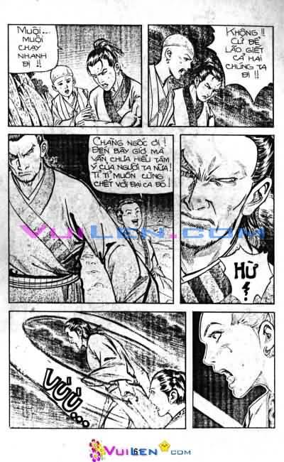 TruyenHay.Com - Ảnh 59 - Tiếu Ngạo Giang Hồ Chapter 22
