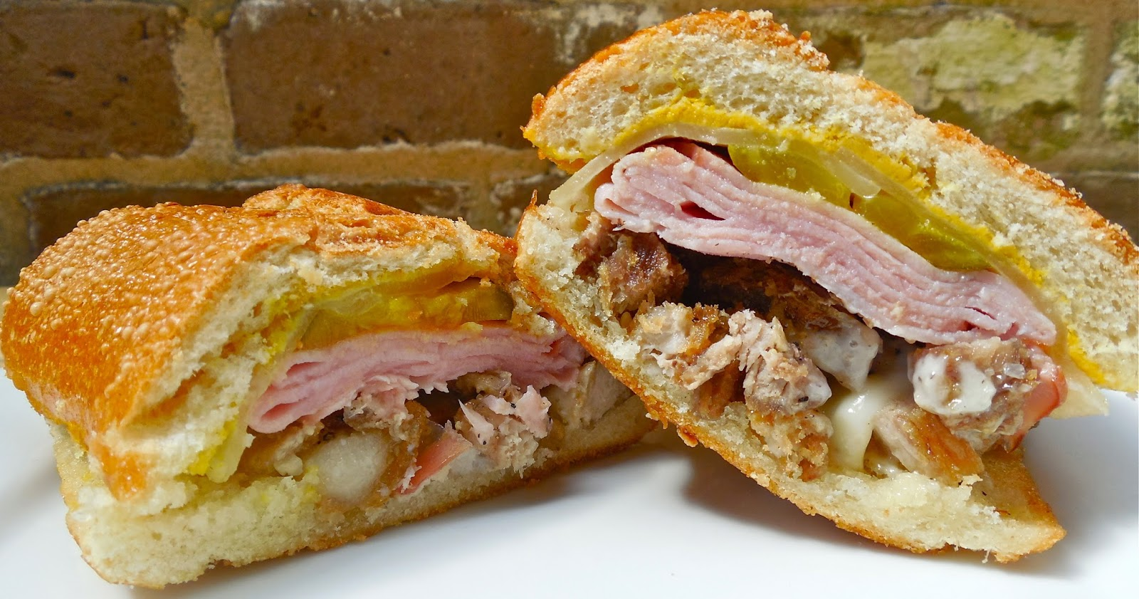 Grilled Pimento Cheese, Ham, And Homemade Pickles Sandwich Recipes ...