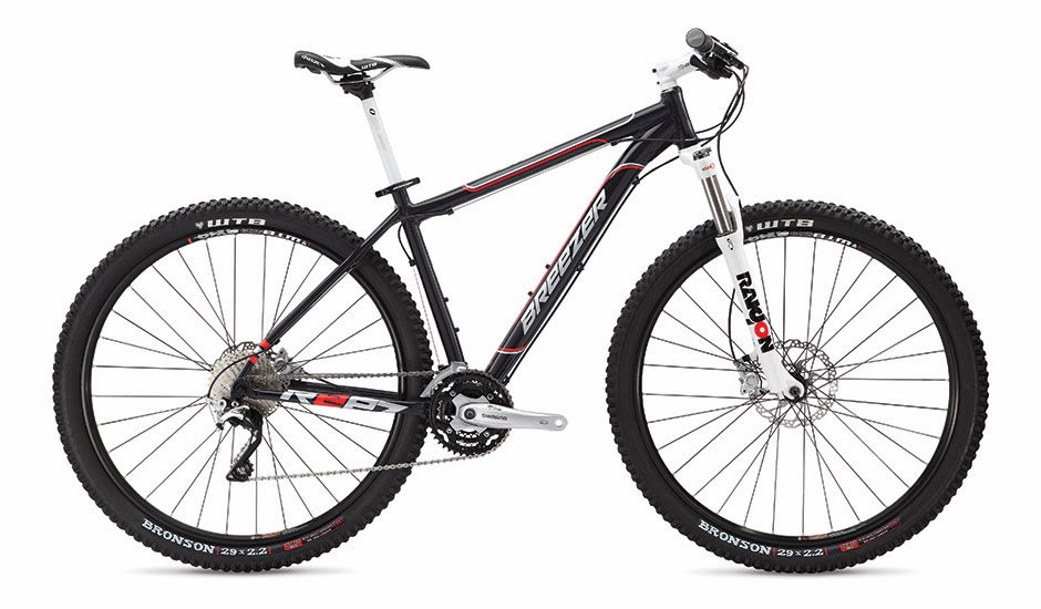2014 Breezer Storm Expert 29 29er Bike