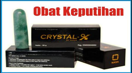 Peluang Usaha Crystal X