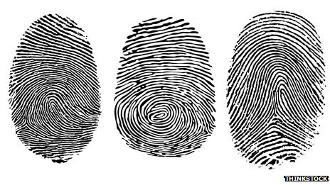 Peter Blakeborough's Blog: FACTS ABOUT FINGERPRINTS