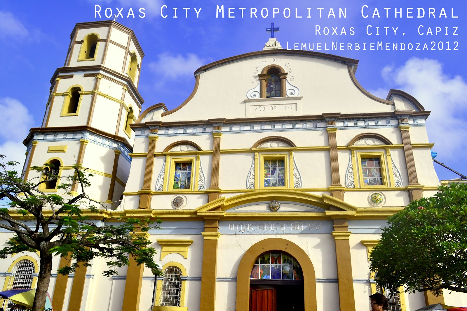 Roxas City (Capiz) Philippines  city photos : ... de las Filipinas: ROXAS CITY, Capiz: Roxas Metropolitan Cathedral