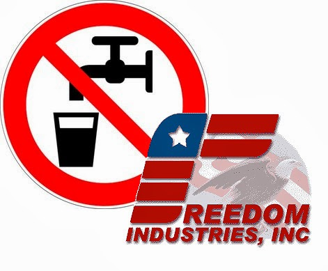 West Virginia Freedom Industries chemical spill