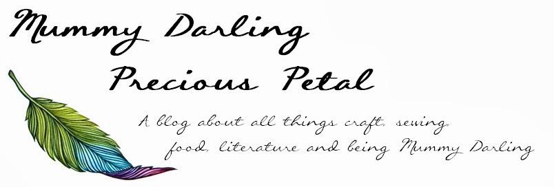 Mummy Darling Precious Petal