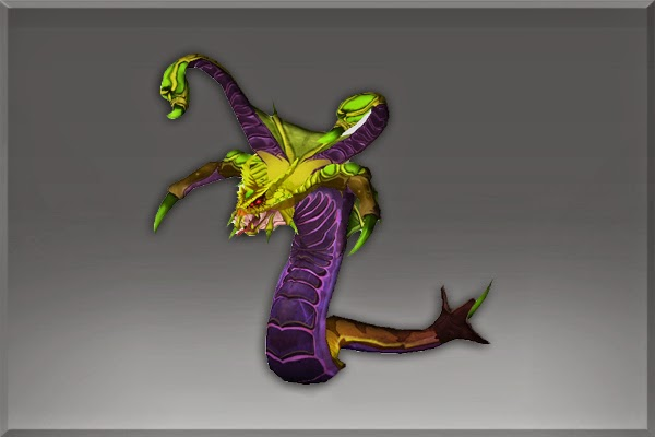 Venomancer | Dota 2 Ripped Model Collection