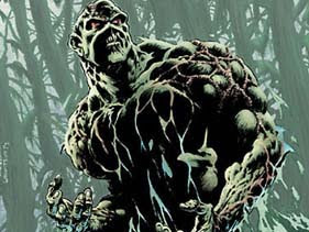 swamp thing, DC Comics, capes on film, dark universe