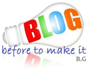 Inilah Rahasia Sebelum Membuat Blog yang Harus Anda Siapkan