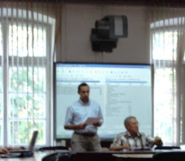 Aspect din şedinţa CNHGS din 13.IX.2011 - comunicarea d-lui drd. Paul Daniel Nedeloiu...