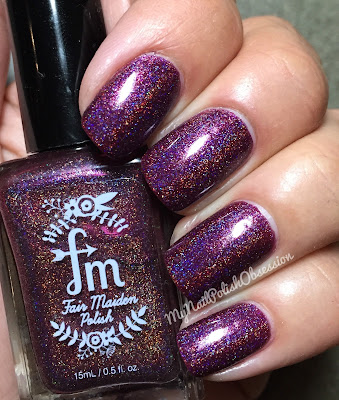 Fair Maiden Polish Just A Mirage