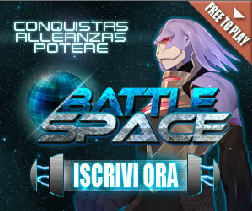 BattleSpace ITA, il browser game di strategia