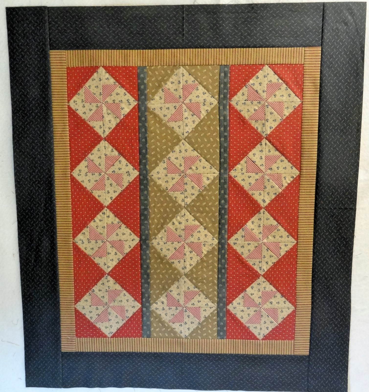 squash house quilts first quilt top of 2015