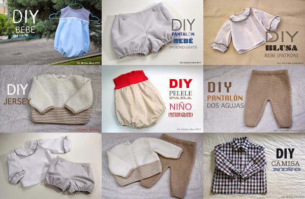 hacer jersey bebe (2)   Aprender manualidades es facilisimo.com
